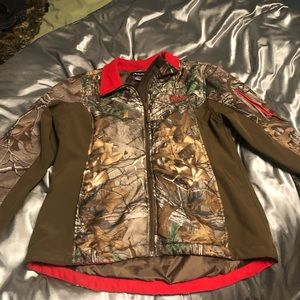 women's real tree jacket